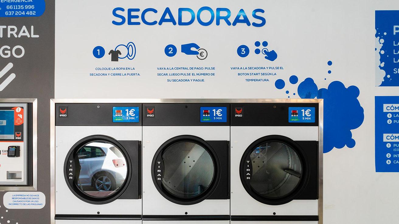 Laundry Adeje Tenerife Dryer Machies
